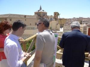 Un paseo turístico por el monte de Miguel