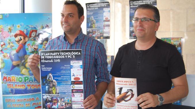 García fiesta tecnológica 5may15