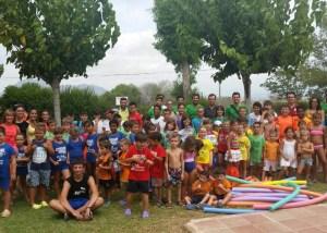 Clausuran las actividades de verano en las que han participado más de 150 niños