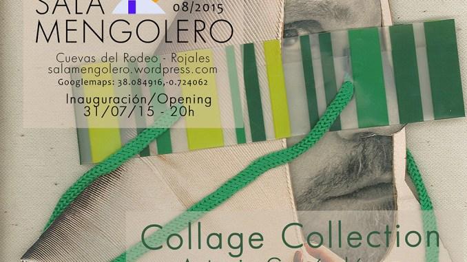 invitacion collage collection
