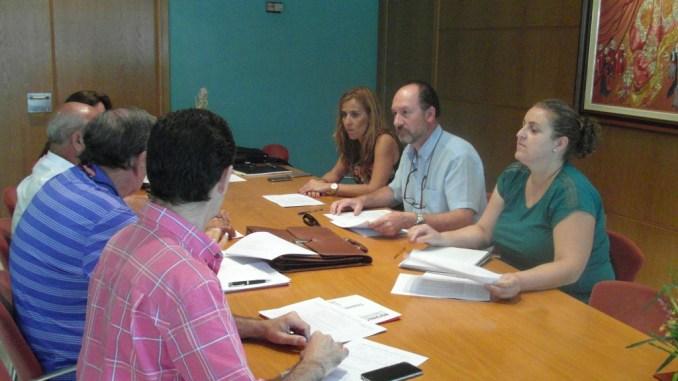 Bascuñana reunión FAOC