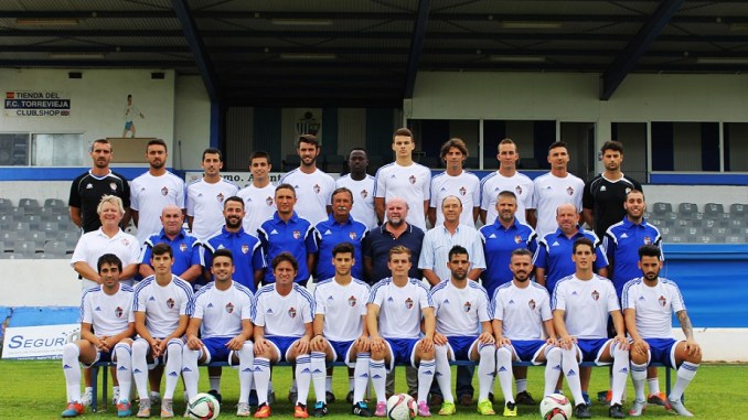 Foto oficial 2015-2016 Torrevieja