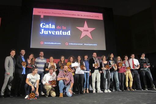 Premios Juventud 2015