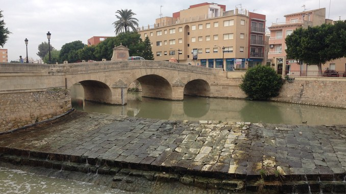 puente rojales