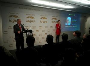 La CHS logra el premio al Mejor Organismo de Cuenca que concede una web especializada