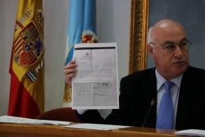 Soler denunciará al número 3 de la lista del PP por favorecer con su voto a una empresa con la que mantenía una relación comercial