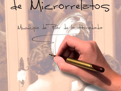 certamen microrrelatos cartel