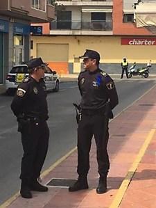 Detienen en Rafal a un joven marroquí que tenía una orden nacional de búsqueda y detención