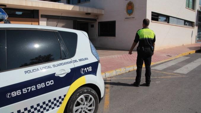 Policia Guardamar