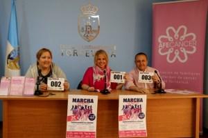 Afecáncer celebra una marcha solidaria en Torrevieja para recaudar fondos