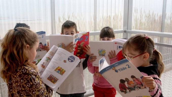 niños libros