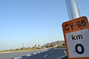 Los vecinos de la Vega Baja pueden votar mañana por el desdoblamiento de la CV-95 que una Orihuela y Torrevieja