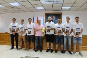 Un equipo de fútbol 7 de Torrevieja representará a España en el campeonato de Europa