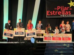 Vota y elige tu estrella favorita del concurso de talentos 'Un Pilar de Estrellas'