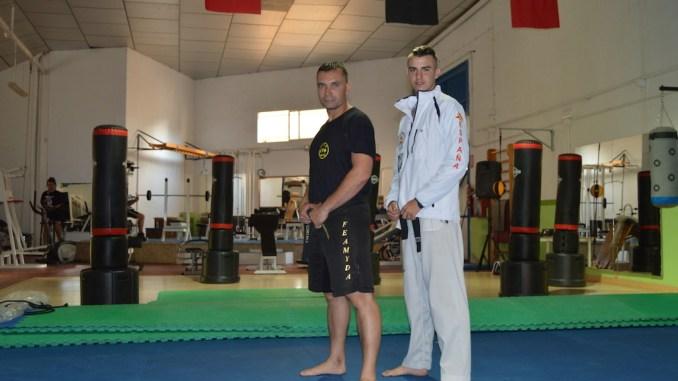 Alberto Lopez artes marciales