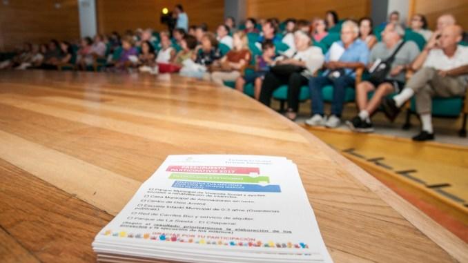 asamblea participativa