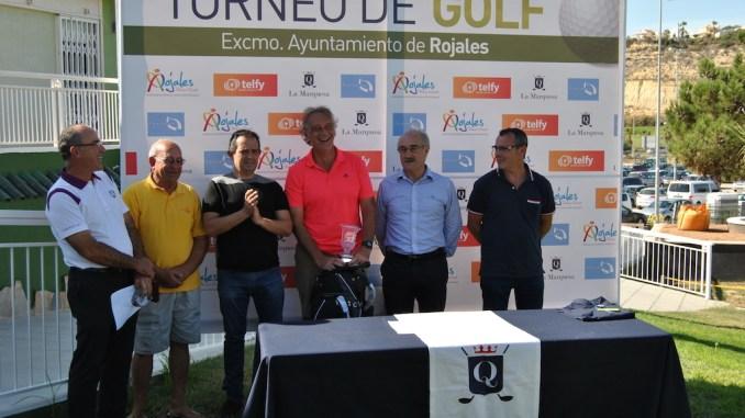 torneo de golf ayto rojales 2016