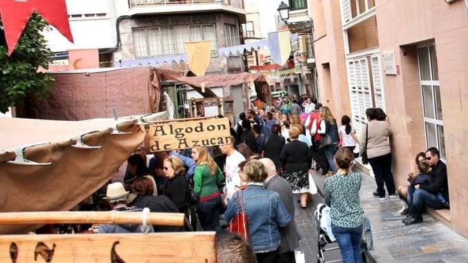 mercado medieval 1
