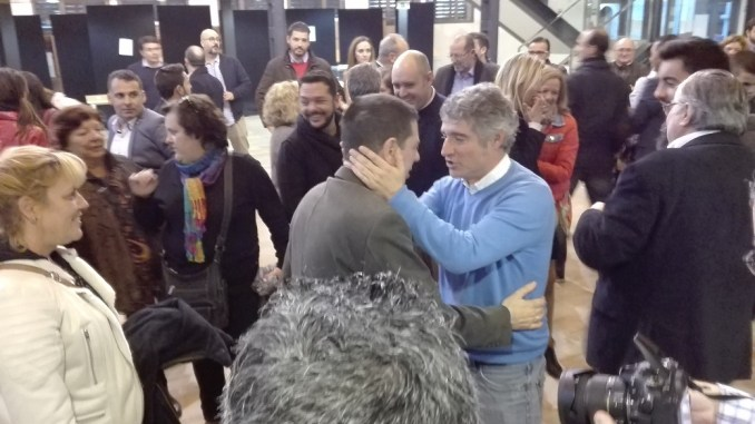 Pepe Vegara gana elecciones