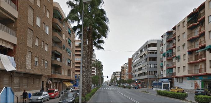 calle gregorio marañon