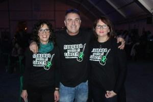 'Sonando contra el cáncer' recauda 600 euros