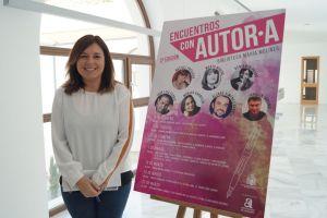 Mónica Carrillo presentará el 3 de mayo en Orihuela su último libro