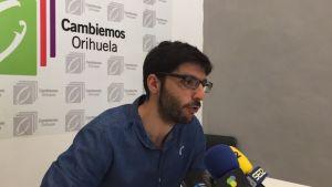 Cambiemos Orihuela solicita al Gobierno Local que reactive una Comisión de seguimiento de las medidas locales en respuesta a la crisis sanitaria