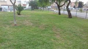Callosa estrena un parque para perros