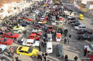 Más de 400 vehículos clásicos se dan cita en San Isidro