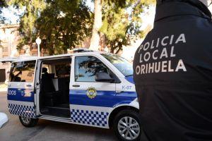 Detenida una persona en Orihuela por saltarse por cuarta vez el Estado de Alarma