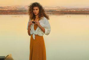 Zara escoge las Lagunas de Torrevieja como escenario para su última colección