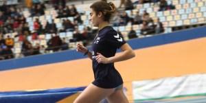Carmen Marco conquista el pódium de España sub-23 en 60 metros lisos en pista cubierta