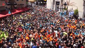 Un multitudinario Chupinazo da inicio a las fiestas de Catral