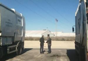 Limpieza Viaria realizará obras de mejora en su campa ubicada en el Polígono