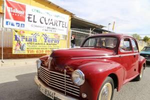 500 vehículos clásicos se dan cita el domingo en Dolores