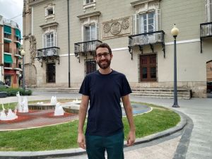 """Cayetano Portugués: """"Queremos que por fin haya un gobierno de progreso en Orihuela y sin Compromís no será posible"""""""