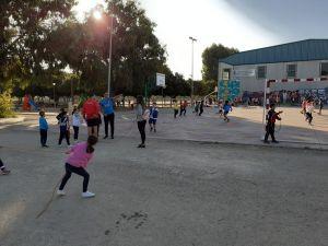 Más de 500 alumnos disfrutan de la Semana del Deporte de Rafal