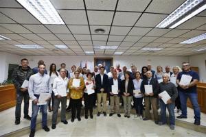 Torrevieja presenta a sus delegados de zona en el municipio