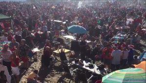 Orihuela prohíbe los eventos multitudinarios en las playas que se producen en navidades