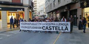 El Foro por el Derecho a Elegir Lengua Vehícular desconvoca la manifestación del sábado en Alicante en contra de la Ley del Plurilingüismo por el Coronavirus