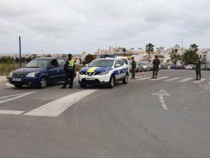 La Policía Local de Orihuela ha realizado 1.666 identificaciones desde que se decretara el Estado de Alarma