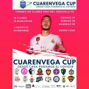 CuarenVega Cup, el torneo de FIFA de los clubes de la Vega Baja
