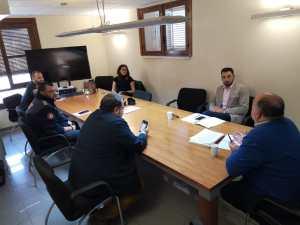 El Ayuntamiento de Orihuela acomete labores de desinfección en varias zonas