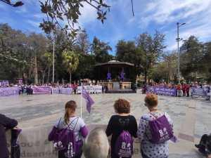 """Orihuela se moviliza por el Día Internacional de la Mujer con la marcha reivindicativa """"X Mil Motivos"""""""