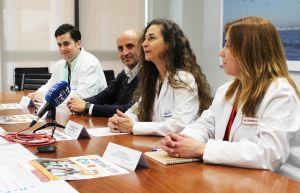 Torrevieja Salud transforma aulas escolares en quirófanos por un día