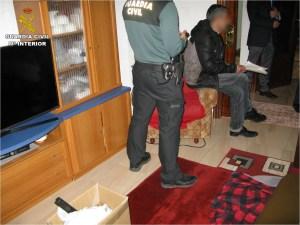 Desarticulado en Guardamar del Segura un punto de venta de drogas al menudeo