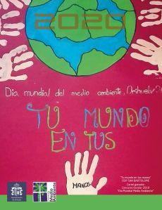 """Medio Ambiente convoca la quinta edición de su concurso de dibujo escolar para escoger el cartel del """"Día Mundial del Medio Ambiente"""""""