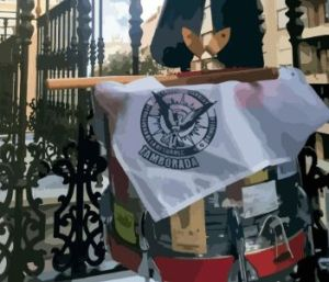 La Hermandad de la Resurrección anima a Orihuela a participar el Domingo en una tamborada desde ventanas y balcones