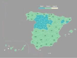 La Comunidad Valenciana pasa entera a la fase 2 a partir del 1 de junio