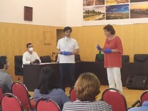 El Ayuntamiento de Bigastro implanta medidas para que los hosteleros cuenten con el 100% del aforo de sus locales en su apertura tras el confinamiento